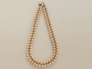 Akoya Saltwater cultured Pearls